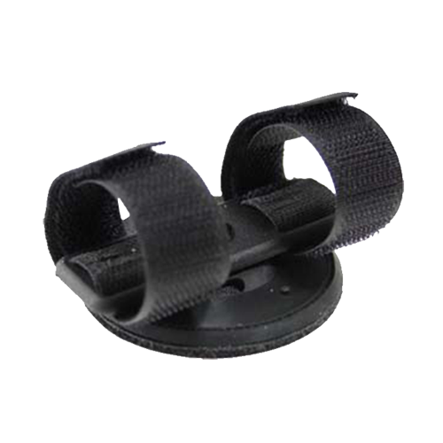 Helmkletthalter (15-35 mm) für Four LED EX-0
